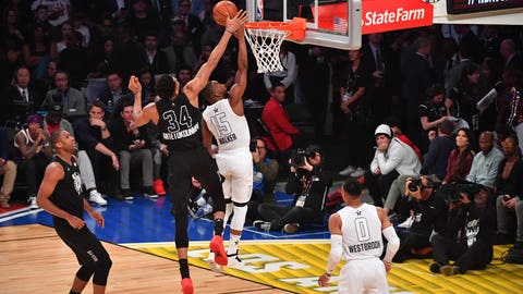 Bucks win first game after All-Star break, edge Raptors in overtime