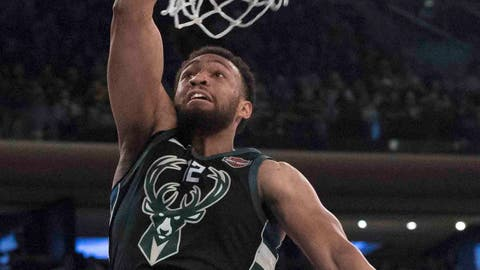 Jabari Parker, Bucks forward (↑ UP)