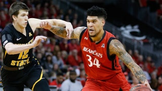 Wichita State shocks Cincinnati ending the Bearcats home winning streak