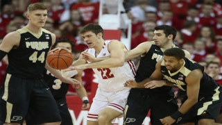 Purdue drops third straight with loss to Wisconsin