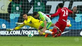 VfL Wolfsburg vs. Bayern Munich | 2017-18 Bundesliga Highlights