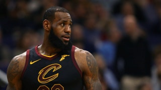 Doug Gottlieb destroys the idea that LeBron James is going to the Spurs