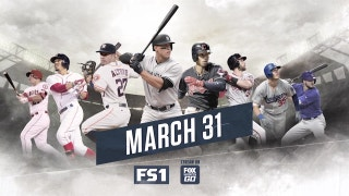 Baseball is Back on FS1
