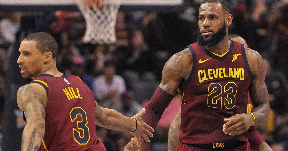 2a3dec756ee4 Rob Parker on LeBron s new-look Cavs   They are championship frauds ...