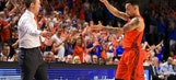 Chris Chiozza sets school all-time assist record as Florida takes down Kentucky again