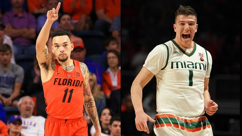 Miami, Florida finish top 25 in final AP basketball poll of season