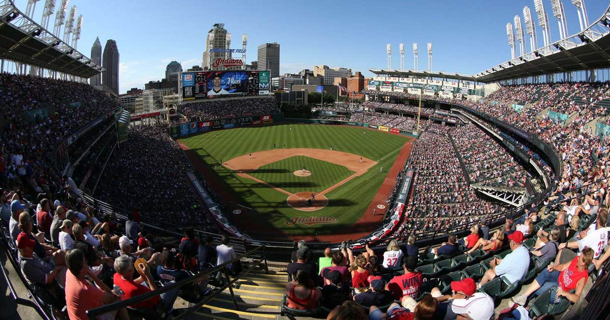 Cleveland Indians 2018 home opener on April 6 sold out