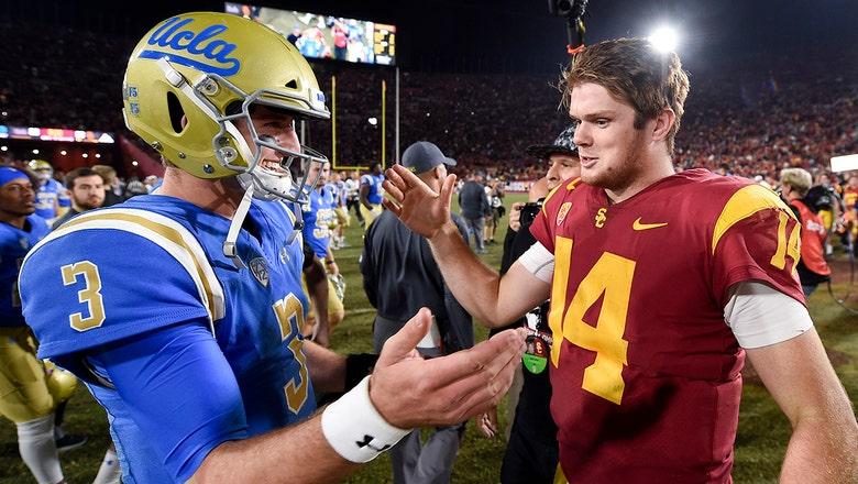PREVIEW: USC vs. UCLA in Crosstown Rivalry (Saturday, 12:30p on FOX)