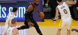 Cavaliers drop second game in three nights at Staples Center, fall to Lakers