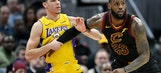 King Slayers: Shannon Sharpe reacts to LeBron's Cavs falling to the Lakers