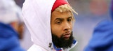 Skip Bayless wouldn't be 'shocked' if the Giants move on from Odell Beckham Jr