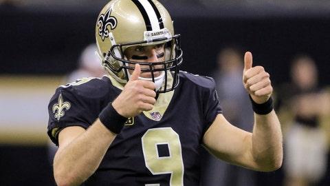 #27 New Orleans Saints