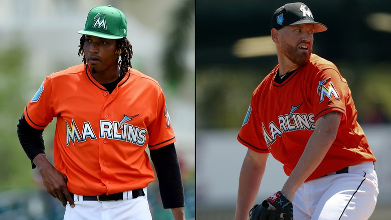 Call for arms: Marlins still mulling who joins Jose Urena, Dan Straily in starting rotation