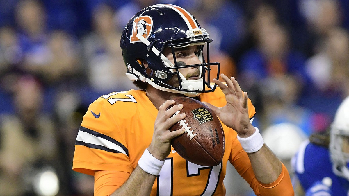 Dolphins sign QB Brock Osweiler, RB Frank Gore to 1-year deals