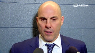 Tocchet: 'We had 3 or 4 guys who were passengers tonight'