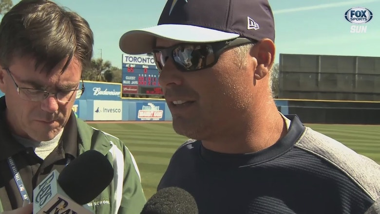 Rays manager Kevin Cash liked outings by Jake Faria, Andrew Kittredge