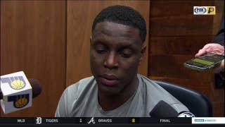 DC stays positive after loss: 'We can take something from this'