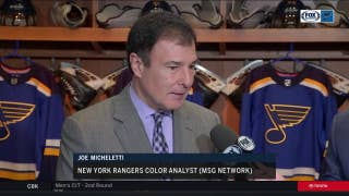Joe Micheletti: 'It's always great to come back' to St. Louis