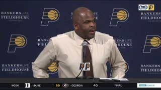 McMillan breaks down his lineup adjustments with Turner back