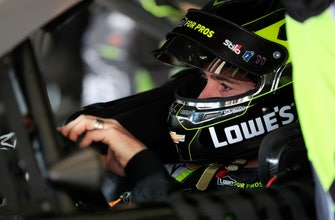 Jimmie Johnson fails inspection 3 times before Vegas race