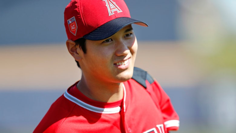 Shohei Ohtani gives up 7 runs against Rockies