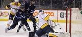 Jets' Scheifele set to miss Central showdown at Predators