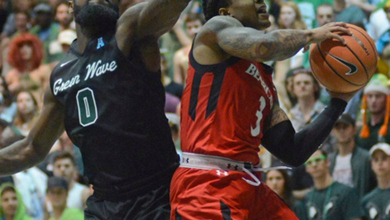 No. 10 Cincinnati downs Tulane 78-49, claims share of AAC