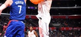 Clippers use dominating 3rd quarter to down Knicks, 128-105