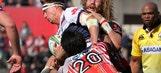 Rebels, Crusaders and Lions unbeaten in Super Rugby season