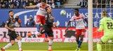 Relegation looming as Hamburg fails to beat Mainz