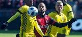 Crew beat defending champion Toronto FC 2-0 in MLS opener