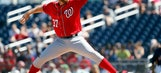 Nats' Strasburg has strong 1st spring start