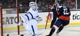 Leafs pull Andersen after 5 goals outdoors against Capitals