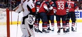 Raanta stops 23 shots, Coyotes rally to beat Senators 2-1