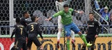 Starring debut: Expansion LAFC beats Seattle 1-0 in opener