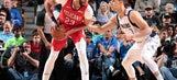 Holiday scores 30 as Pelicans beat Mavericks 126-109