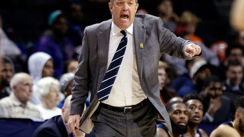 Pitt fires Stallings after winless ACC season