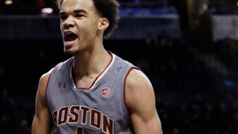 Boston College upsets NC State 91-81 in ACC Tournament