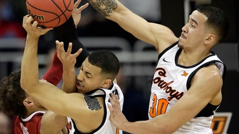 Big 12 Tournament: Oklahoma Sooners vs. Oklahoma State Cowboys
