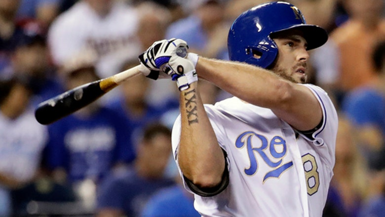 Moustakas rejoins Royals, Bonifacio draws drug suspension