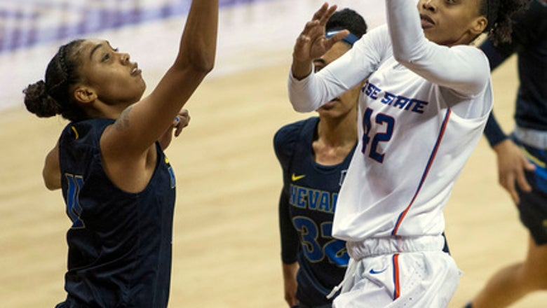 Coleman's buzzer beater hands Mountain West title to Boise