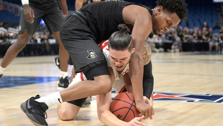 No. 21 Houston routs UCF in AAC Tournament quarterfinal