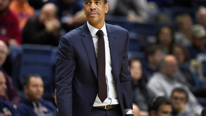 UConn fires coach Kevin Ollie with school under NCAA inquiry