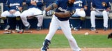 Left-handed options to balance Brewers' lineup