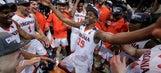 Overall No. 1 Virginia aims for Final Four run through South