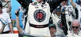 Kevin Harvick back home in Bakersfield, helping local racers