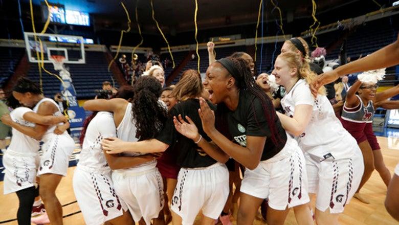 Little Rock wins Sun Belt, advances to NCAAs for 5th time