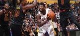 Julius Randle's 36 lead Lakers past LeBron's Cavs, 127-113
