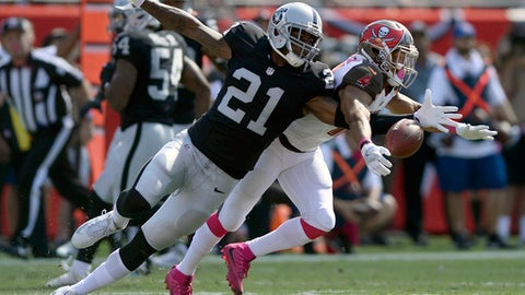 Ex-Raiders CB Sean Smith Pleads Guilty to Assault, Begins Prison Sentence