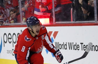 Ovechkin reaches 600 goals as Capitals beat Jets 3-2